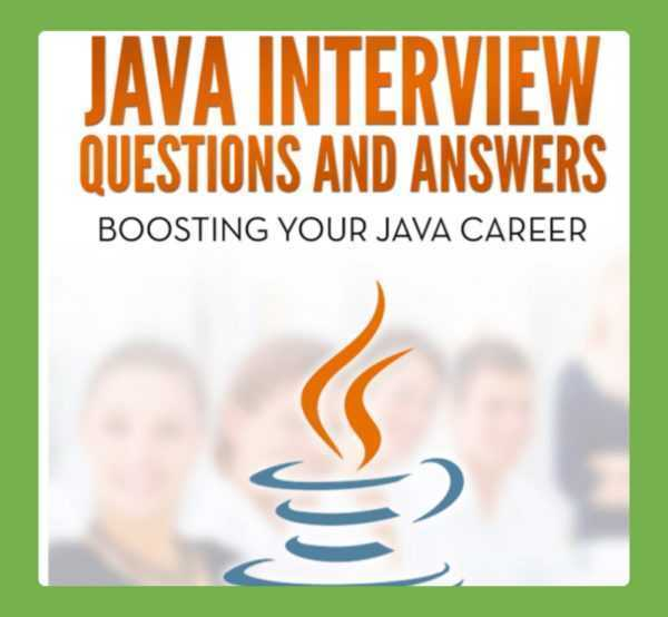 Java Programming Interview Questions and Answers PDF Free Download