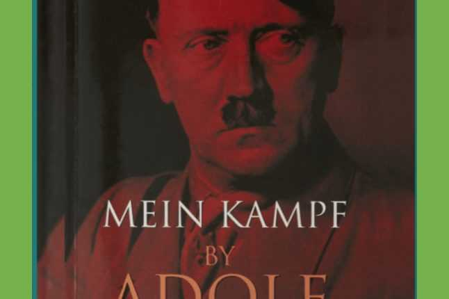 Mein Kampf PDF Download (My Struggle) by Adolph Hitler