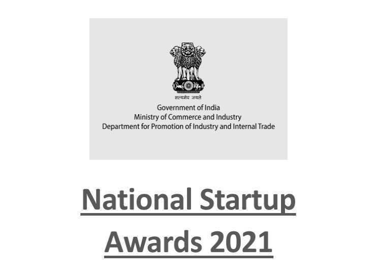 National Startup Awards 2021 Guidelines PDF