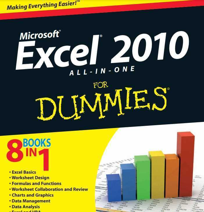 MS Excel 2010 Formulas with Examples PDF Free Download in Hindi